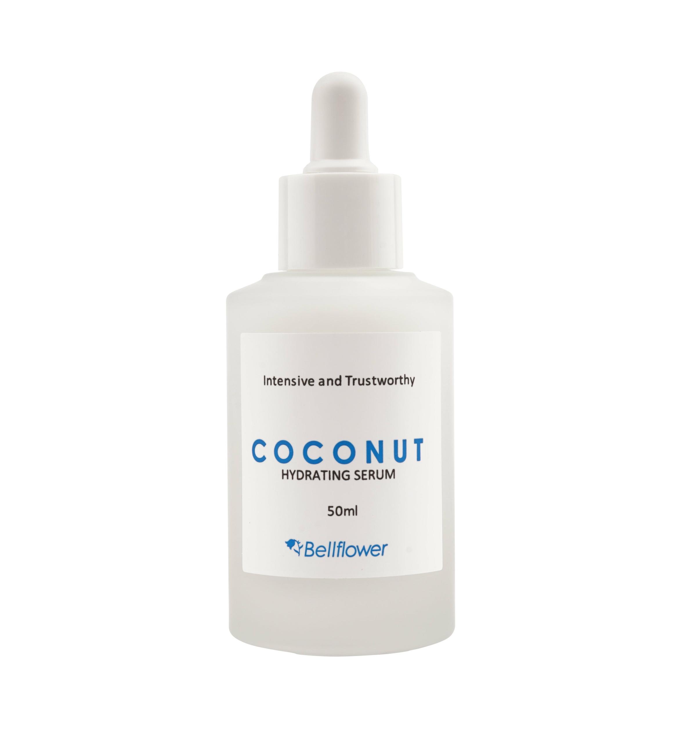 Bellflower Coconut Hydrating Serum 50ml